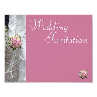 Wedding Convite 10.79 X 13.97cm