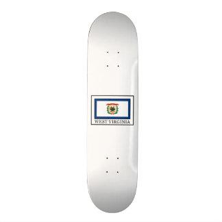 West Virginia Shape De Skate 19,7cm