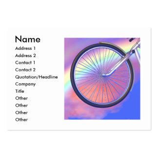 Wheelie - carnudo cartão de visita grande