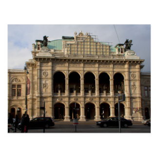 Wiener Staatsoper Cartão Postal
