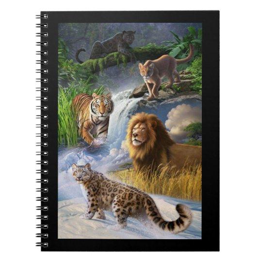 Wildcats Cadernos Espiral