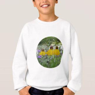 Wildflowers pela lagoa camiseta