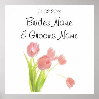 Wildflowers que Wedding ofertas das lembranças das Poster