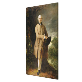 William Johnstone-Pulteney, mais tarde 5o Baronet, Impressão De Canvas Esticada