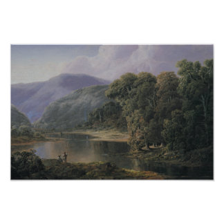 William Louis Sonntag - paisagem Poster