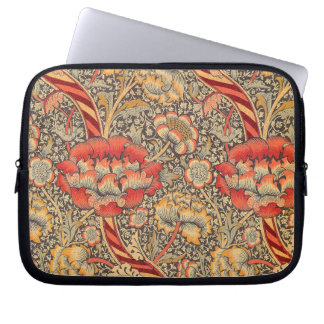 William Morris Wandle para o design de chintz Capas Para Notebook
