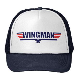 Wingman da arma do Tog Boné