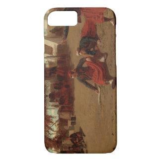 Winslow Homer - Quoits do lançamento Capa iPhone 7