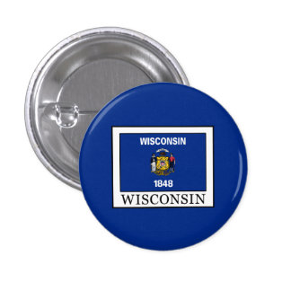 Wisconsin Bóton Redondo 2.54cm