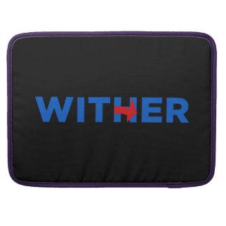 wither capa para MacBook