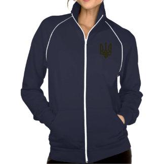 Women's American Apparel Jacket Ukraine Trident