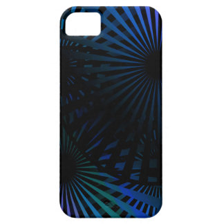 Wooster azul capa barely there para iPhone 5