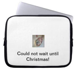 WrappedKitty Bolsa E Capa Para Computadore
