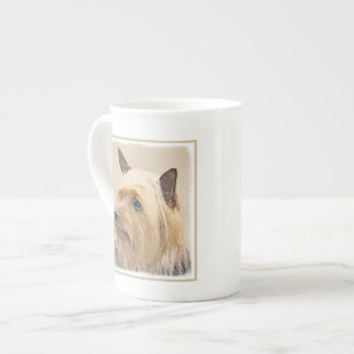 Xícara De Chá Terrier de seda