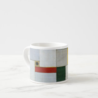 Xícara De Espresso Colora o design para o teto da cervejaria do café