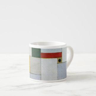 Xícara De Espresso Colora o design para o teto II da cervejaria do
