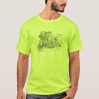 Yam FZ10 2017 Camisetas