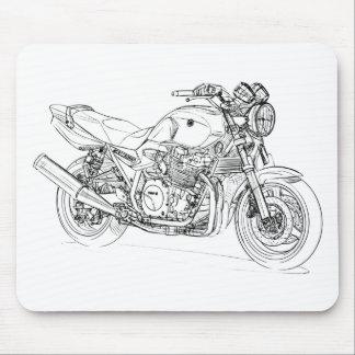 Yam XJR1300 Mousepad