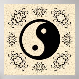 Yin e Yang Poster