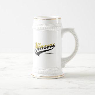 Yinzers Caneca De Cerveja