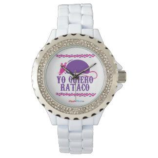 Yo Quiero Rataco Relógio