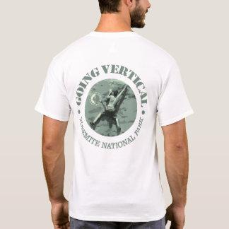 Yosemite (vertical indo) camisetas