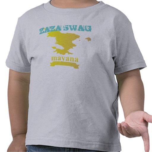 ZAZA SWAG T-SHIRTS