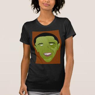 Zombi de Obama Tshirt