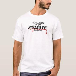 Zombi do Paralegal T-shirts