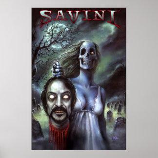 Zombi oficial de Tom Savini Poster
