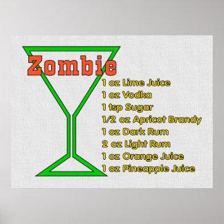 Zombi Pôster