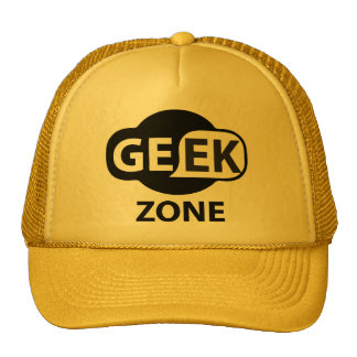 Zona |ORIGINAL| do geek Boné