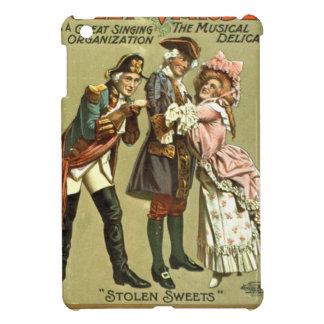 Zorra Varden a guloseima musical 1906 iPad Mini Capas