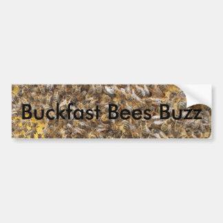 Zumbido das abelhas de Buckfast Adesivo Para Carro